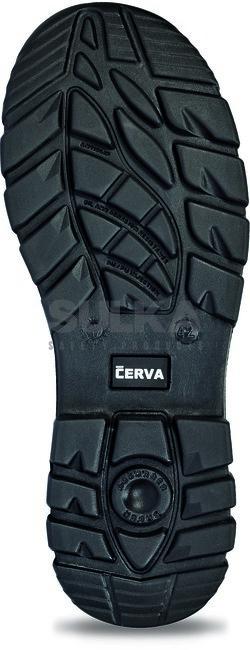 cc3d3fddd692 Bezpečnostná zateplená vodeodolná vysoká obuv bez bezpečnostnej špice a  stielky odolnej proti prepichnutiu. RAVEN XT O2 CI SRC ...