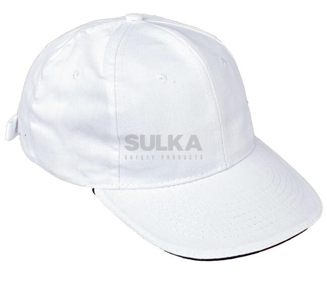 d24f125ef TULLE BASEBALLOVÁ ČIAPKA BIELA-ČIERNA Obľúbená šiltovka bielej farby  vyrobená zo 100% česanej bavlny