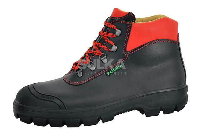 f94a537fff600 Profesionálna top ochranná členková obuv s oceľovou bezpečnostnou špicou a podrážkou  odolnou voči prepichnutiu. Antistatická