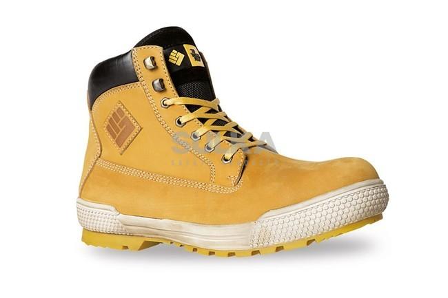 bezpečnostné členkové topánky tiger ankle s3