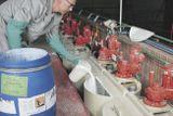 Lakýrnicke chemicky odolné nitrilové rukavice s velúrovou úpravou zo 100% flokovanej bavlny vo vnútornej časti. Tieto kvalitné protichemické AJL rukavice sú odolné voči širokej rade nebezpečných chemických látok a majú vynikajúcu priľnavosť a citlivosť s mastnými a vlhkými dielmi.